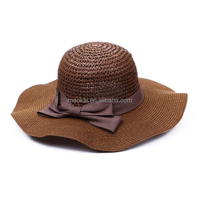 Sombrero Straw Hat Outsourcing Factory Wholesale Straw Hats