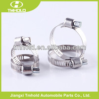Mini American type hose clamps with best service