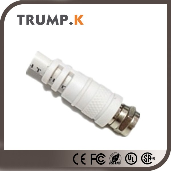 China factory rg6 coaxial cable bare copper high quality