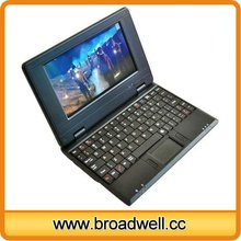 New Cheapest 7 inch VIA 8850 1.2GHz Very Cheap Mini Laptop