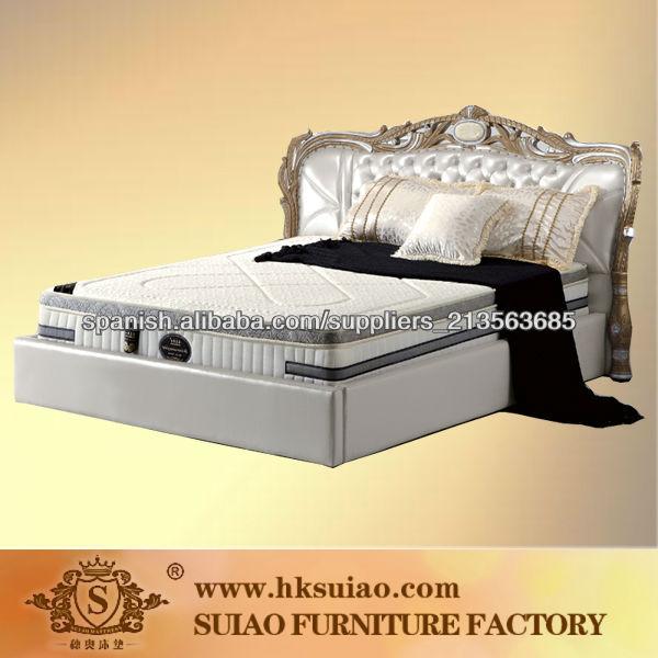 para dormir la reina de belleza gel tamaño del colchón-Colchones ...