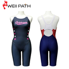 Women's New Style Jumpsuit Bottoms Swimsuit Diving Swimwear