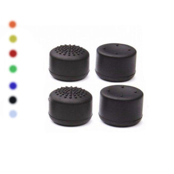 For PS4 Controller Thumb Grips Extenders Analog Thumbstick Joystick Cover Grips Caps for PS4 Controller