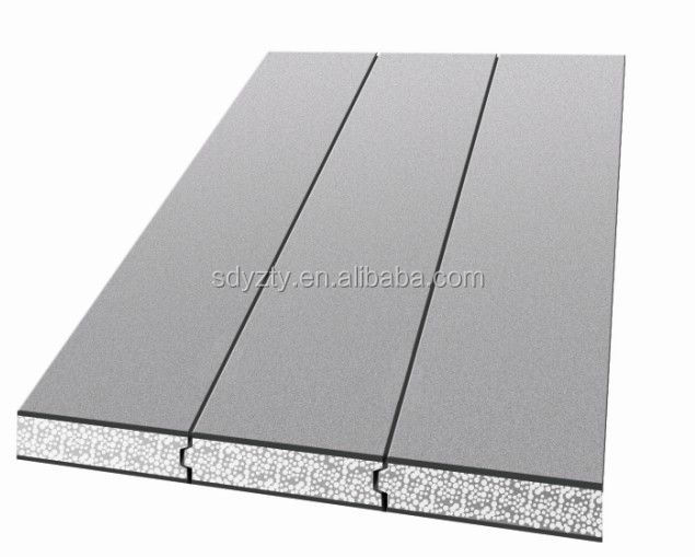 Leichte eps zement sandwich wall panel/EPS zement verbindung wand panel