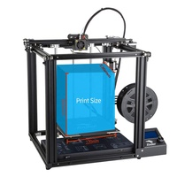 Creality 3D large size fdm Ender-5 3D Printer with Resume Printing Function and Brand Power Supply