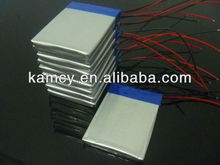 lithium ion and lithium polymer battery 1000mah 3.7v 504050P rechargeable