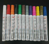 OEM Artist Grade Fine Colour Oil-based Marker Pen Paint Pen