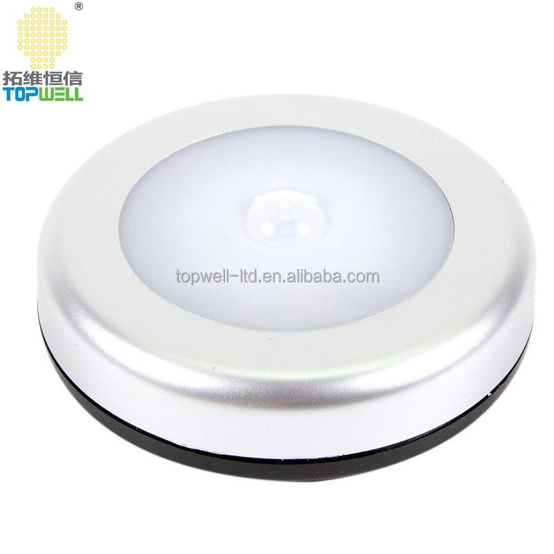 Home & Garden Night Lights Learned Motion Sensor Light,cordless Battery-powered Led Night Light,stick-anywhere Safe Save 50-70%