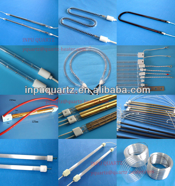 Spiral Quartz Heating Tube Coil Heating Element Buy