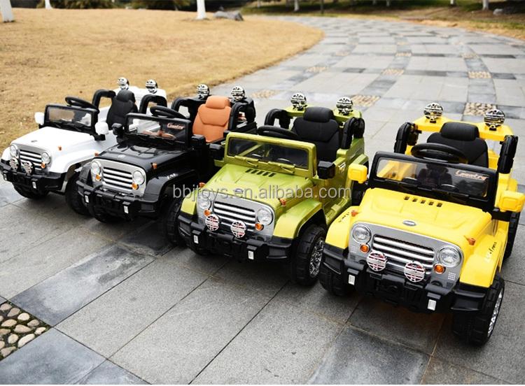 jeep jouet voiture pour enfants pas cher enfants rc jouet de voiture jeep 2 places batterie de. Black Bedroom Furniture Sets. Home Design Ideas