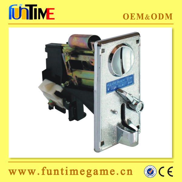 2015 Best Selling Vending Machine CPU Electronic Multi Coin Acceptor