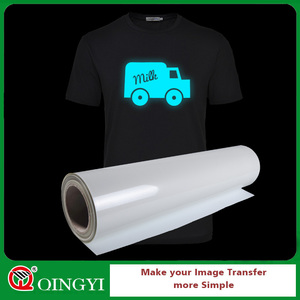 Qingyi Factory price vinyl heat transfer for T- shirt