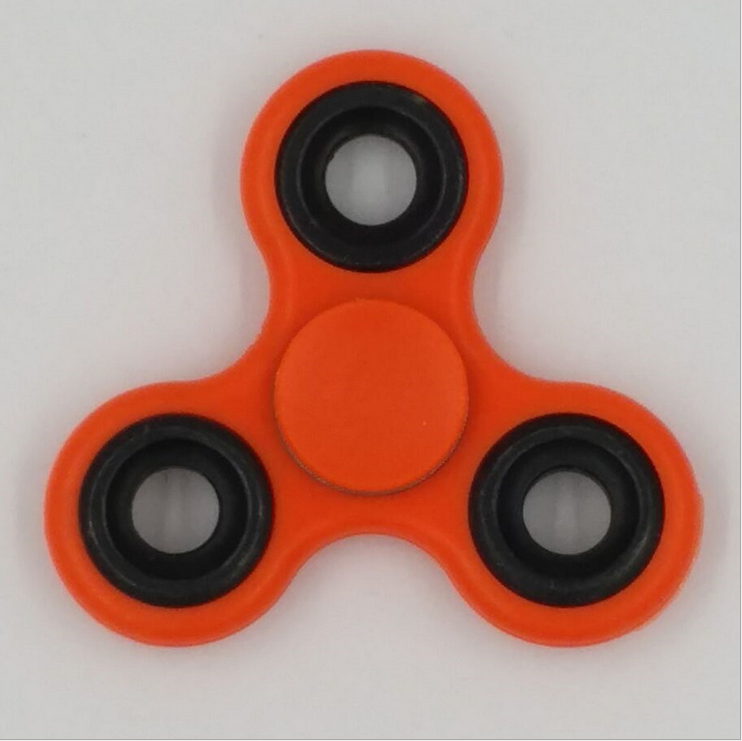 possessing Chinese flavors Oscoo 2017 Trend Products Plastic Fidget Spinner For Autism&Adhd