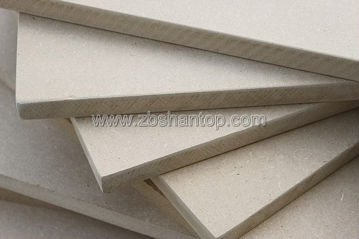 decorative use veneer MDF price/E1 MDF big size
