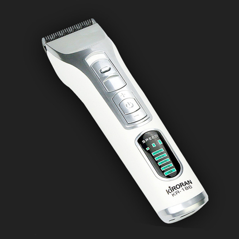Professional Salon barber supplies shop equipment hair clippers Electric private label trimmer men Hair Clipper