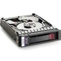 146GB hot-plug dual-port SAS hard disk drive - 15,000 RPM, 6Gb/sec transfer rate, 2.5-inch small form factor (SFF), Enterprise