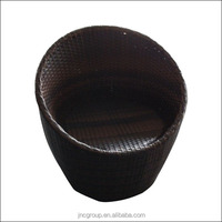 Wholesale round shape rattan chair