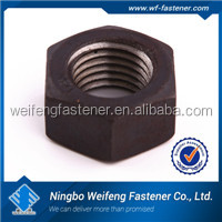 China ningbo weifeng fastener hex thin nut en 24035 high quality with zinc plated manufacturers&suppliers&importers