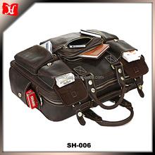 7c3c285f5904 Vintage leather messenger bag men for laptop computer