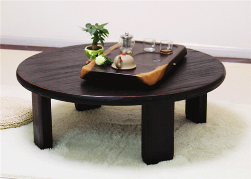 table basse style asiatique trendy table basse japonaise zataku kotatsu meubles style asiatique. Black Bedroom Furniture Sets. Home Design Ideas