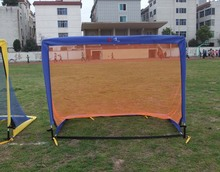 4ft pop up square football goal soccer goal hot selling outdoor football training equipment