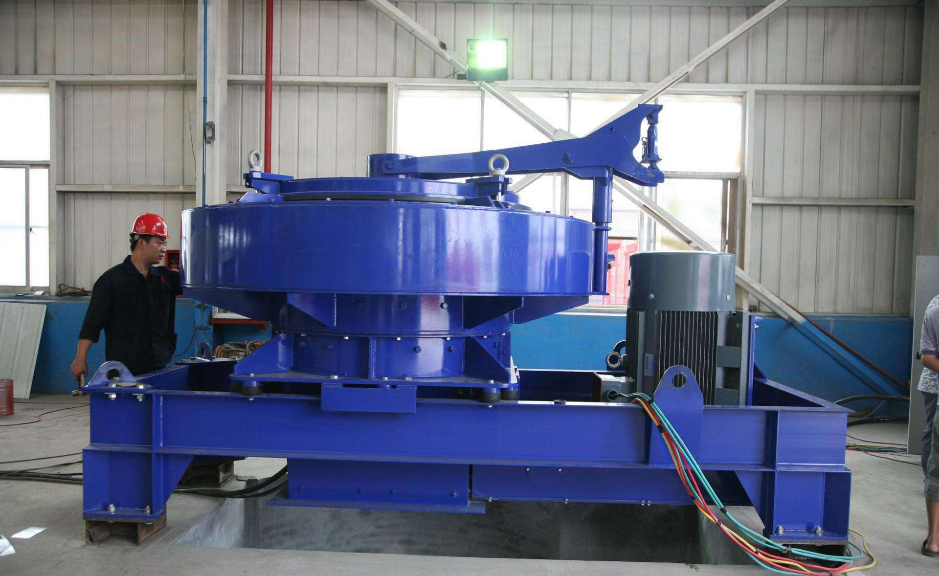 GZP Verticale Zand Casting Patroon Maken Machine heeft strongpoint parallel proces India
