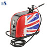 HS-386K airbrush for murals mini airbrush compressor kits airbrush kit with compressor