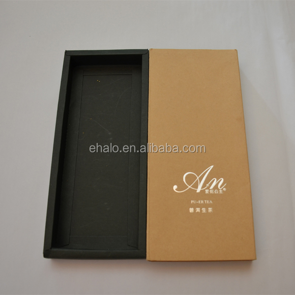 most popular Eco-friendly Black Custom Logo Printed Wooden JewelryBox/Packing Box For Bracelet