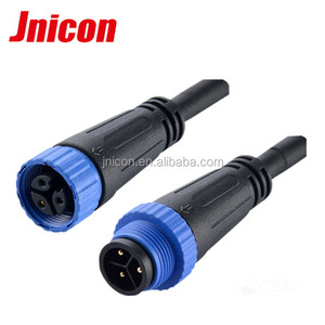 china supplier Jnicon ip68 waterproof 15mm led strip light connectors