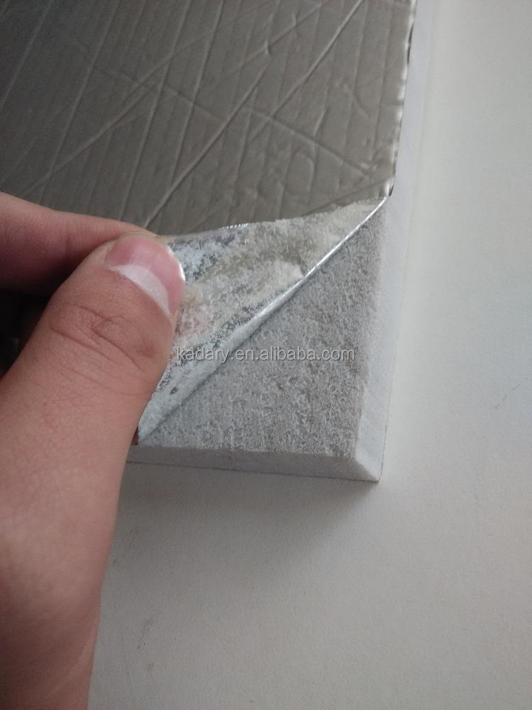 방음 EVA 거품 알루미늄 호일 라미네이트 바닥-플라스틱 시트 ...
