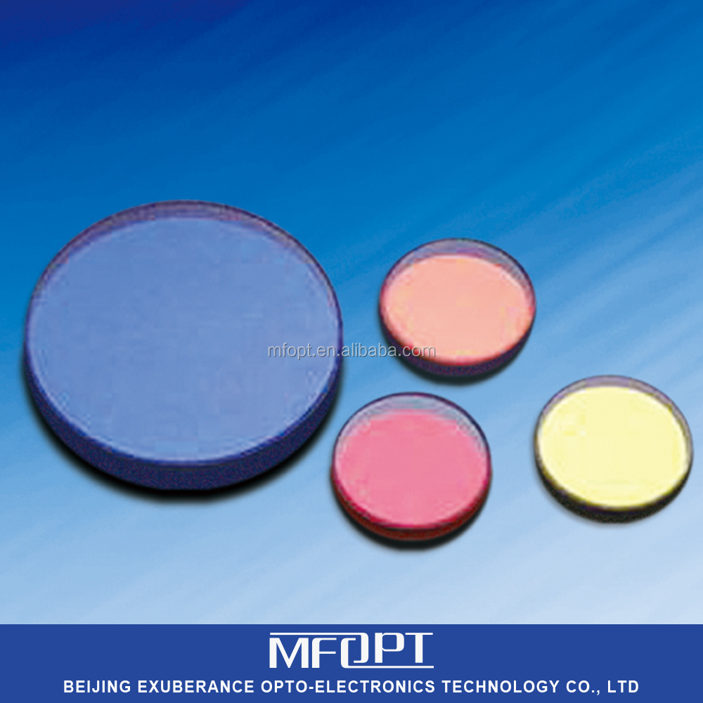 Optical band pass filters
