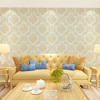 vinyl pvc floral design self adhesive wallpaper for house decoration
