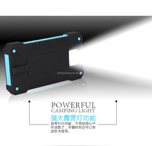 emergency charging OEM/ODM solar power bank, solar power bank charger, power bank solar with led light