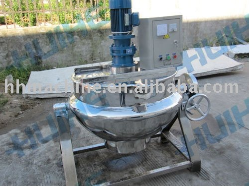 500 Literes Cooking Kettle/ boiler/vessel