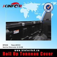 truck covers tonneau fit Chevrolet S-10 CD Model 2012+