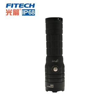 Avec Plongée Lampe De Ip68 Torche Alliage 26650 Tactique Buy Le Commutateur En Mécanique Fitech Poche D'aluminium Led dEBoxQCerW