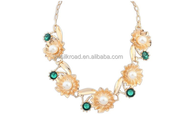 ca812e0e2434 100% 925 broche de plata real cultivado genuino 9-10mm Edison collar de  perlas