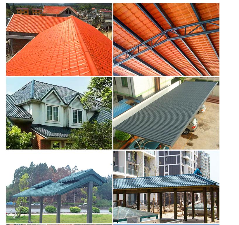 New Technology Pvc Plastic Roof Sheets Sheets Long Life