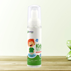2019 new design plant formula hand sanitizer foam 50 ml liquid soap for baby