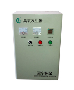 Waste water treatment ozone generator for drinking water treatment