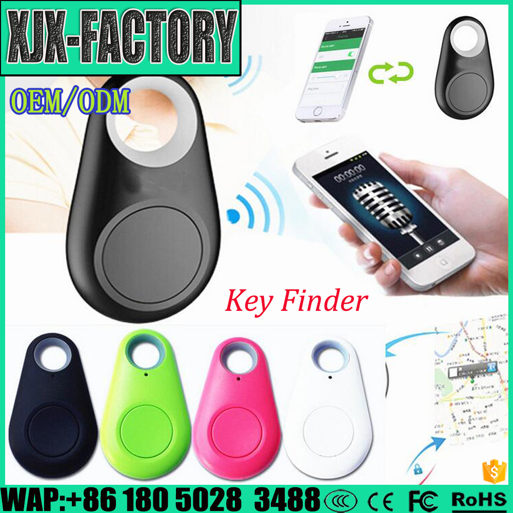 Top 3 factory!Best Selling Products OEM Logo Printed key chain finder Anti Lost Alarm Tracker Key Finder For Pets
