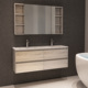 180cm Modern Style American Standard Wood Furniture Bathroom Cabinet