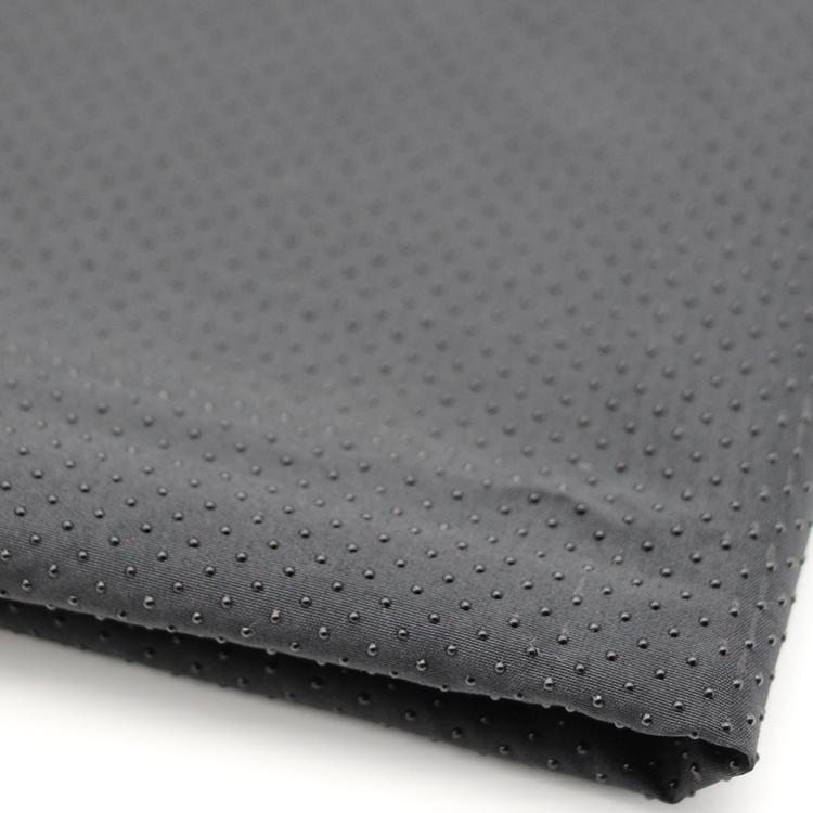 Tear-Resistant Non-slip dotted woven Sofa cushion fabric