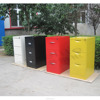 Metal furniture equipment steel KD office filling cabinet cheap file cabinet A3