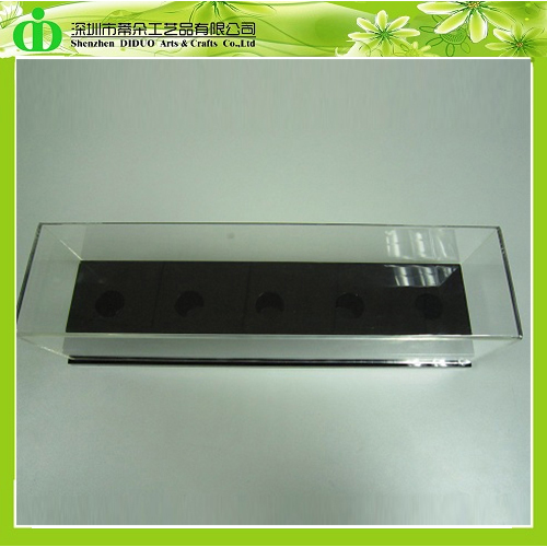 Ddk-s006 Iso9001 Chinese Factory Produce Sgs Test Countertop Clear Acrylic  Knife Display Case - Buy Acrylic Knife Display Cases,Acrylic Knife Display