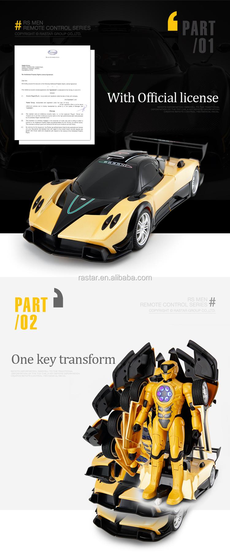 Pour Transformer Jouet Enfants Enfants voiture Jouets Voiture voiture Robot Robot Rc Rastar Pagani Buy N8XZOP0wkn