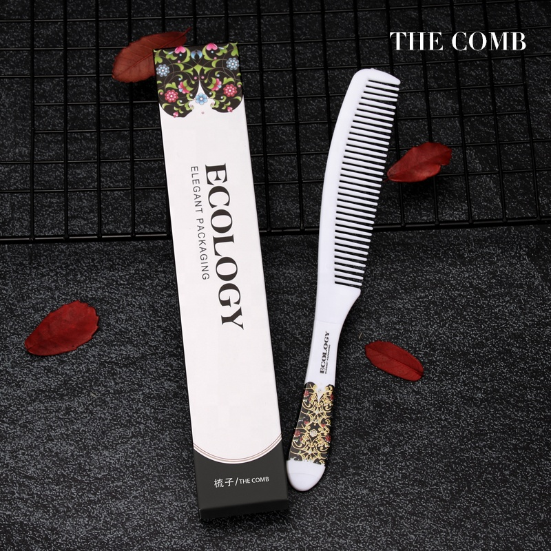Great Promotion Wholesale custom Disposable Hotel disposable <strong>comb</strong> 3-5 star Hotel room <strong>comb</strong>