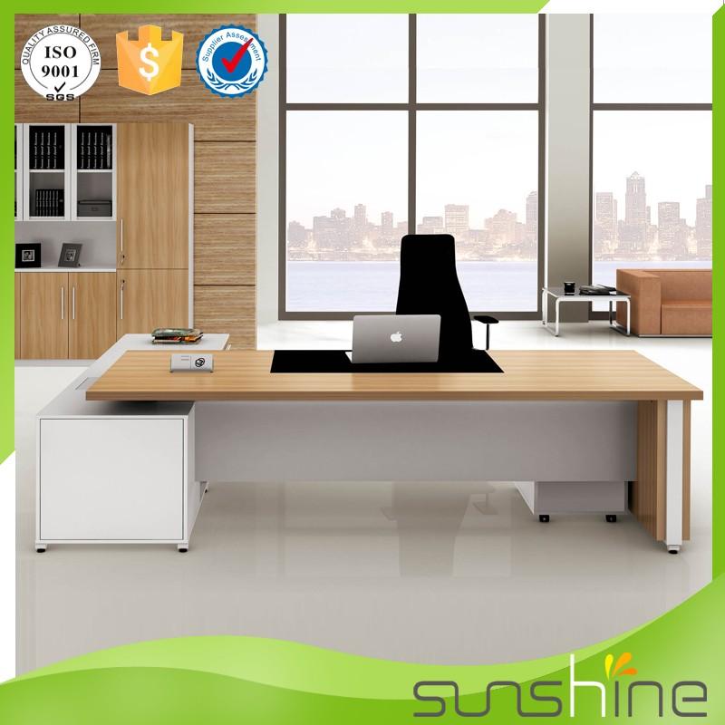 China My Idea Office Furniture Modern Executive Desk High End