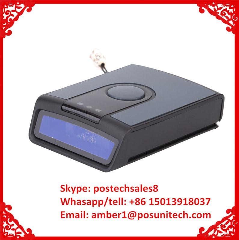 Verified Manufacturer 1d small barcode scanner MS3391-L with great price