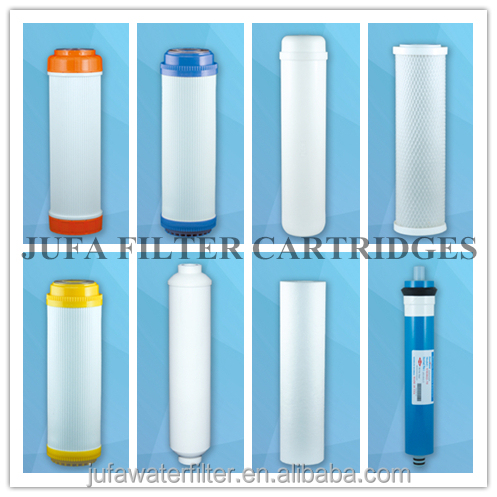 """Ro/uf Water Purifier Cto 10""""h Blocked Activated Carbon Filter ..."""